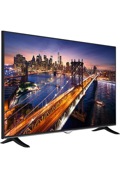 "Regal 49R7560UA 49"" 123 Ekran Uydu Alıcılı 4K Ultra HD Smart LED TV"