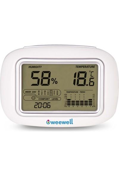 Weewell Higro-Termometre