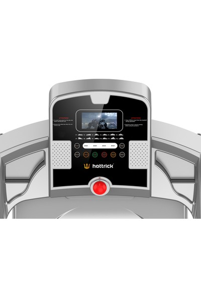 Hattrick Inova-Auto Koşu Bandı Otomatik Eğim 2,5 Hp