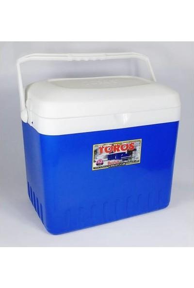 Toros Hak Plastik 32LT Soğutucu Buzluk