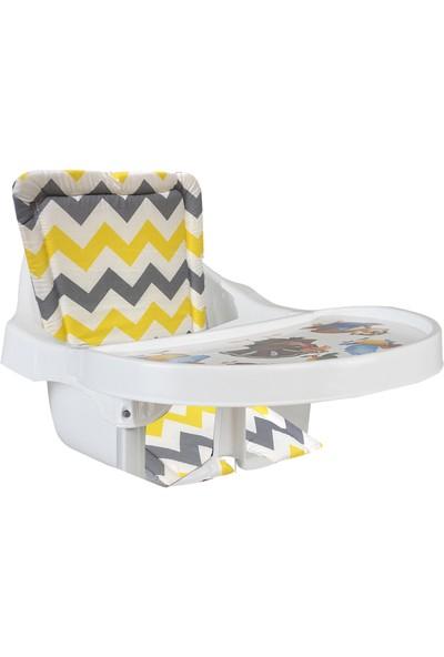 AyBaby Mama Sandalyesi Minderi - Sarı