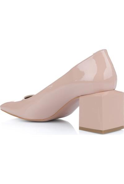 Oblavion Kadın Triana Nude Topuklu Ayakkabı