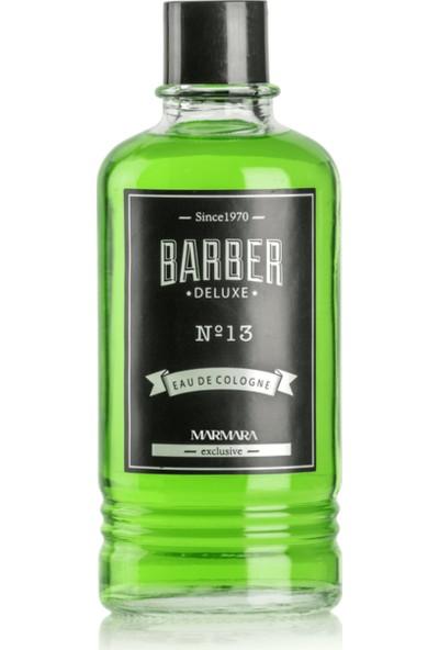 Barber Deluxe No.13 Kolonya Cam Şişe 400 ml