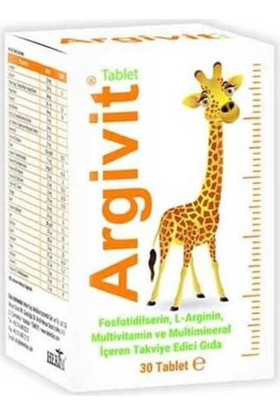 Argivit Multivitamin 30 Tablet