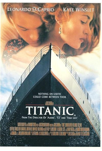 Titanik Film Afişi - Titanic Filmi Posteri