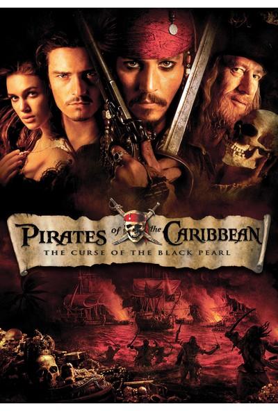 Karayip Korsanları Film Afişi - Pirates Of The Caribbean Filmi Posteri