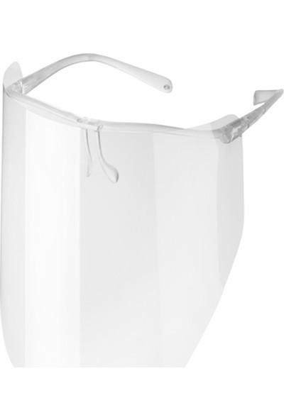 Protectmax Gözlük Siperlik Beyaz 2'li Yedek Cam