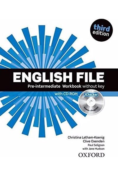 English File Pre-Intermediate 3rd Edt. (Student's Book+Workbook+Access Code)