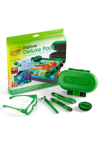 Crayola Digitools Deluxe Pack Tablet Boyama Paketi Aksesuarları
