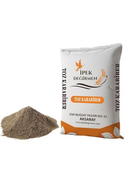 İpek Değirmen Baharat Toz Karabiber Yemek Tatlandırıcı 1 KG