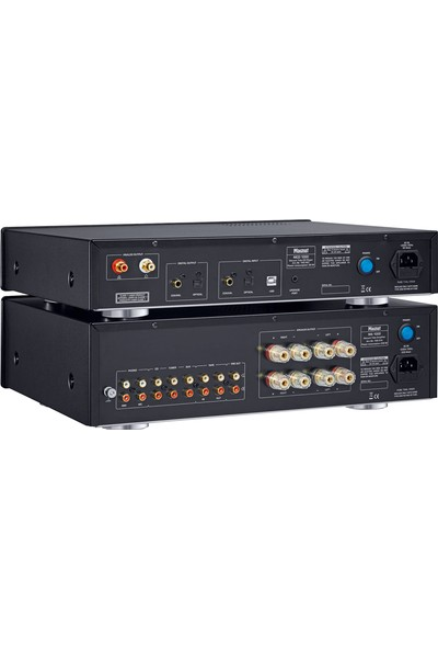 Magnat Ma 1000 Lambalı Hybrid Stereo Amfi