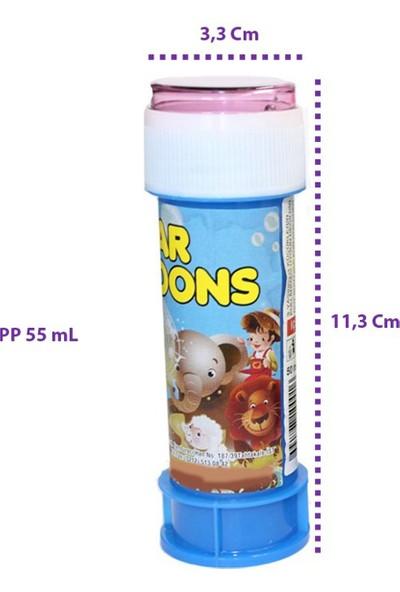 Bimbambom Baloncuk Oyuncak Köpük Baloncuk Çıkarma Oyuncağı - 3 Adet