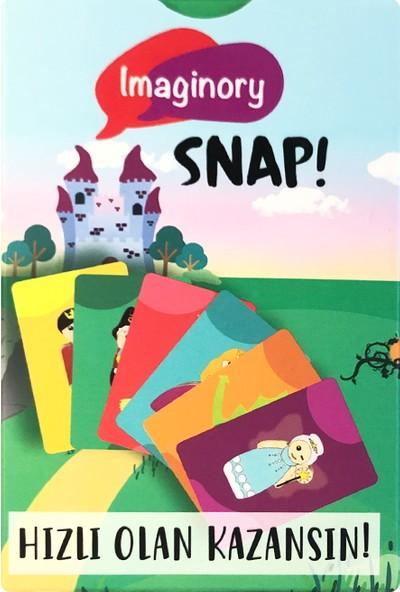 Alice & Grace Imaginory Snap! Kart Oyunu - Masal Temalı Kartlar