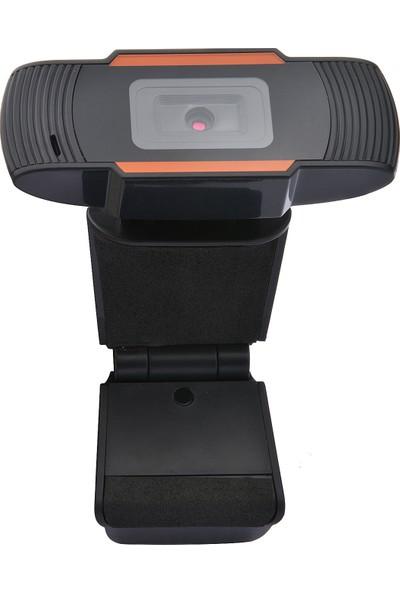 Buyfun A870 USB Webcam 1080 P Web-Kamera Dahili Ses Online (Yurt Dışından)