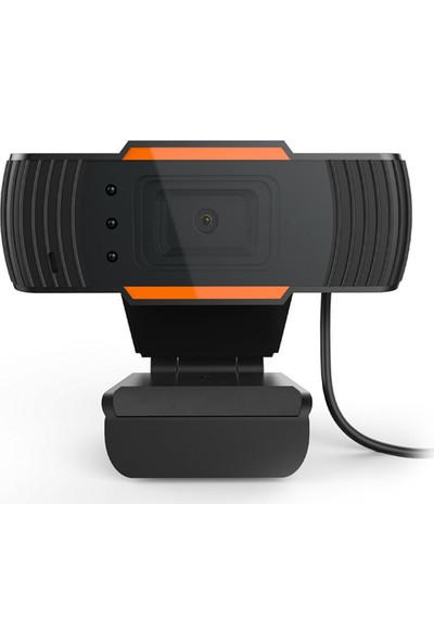 Buyfun A870 USB Webcam 720 P Web-Kamera Dahili Ses Online (Yurt Dışından)