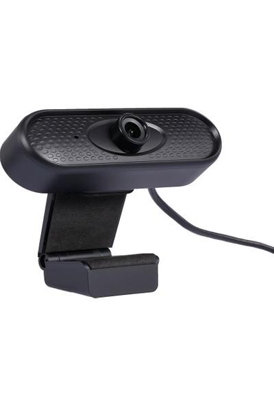 Buyfun HD 720P Web Kamera Manuel Odak USB Webcam Bilgisayar (Yurt Dışından)