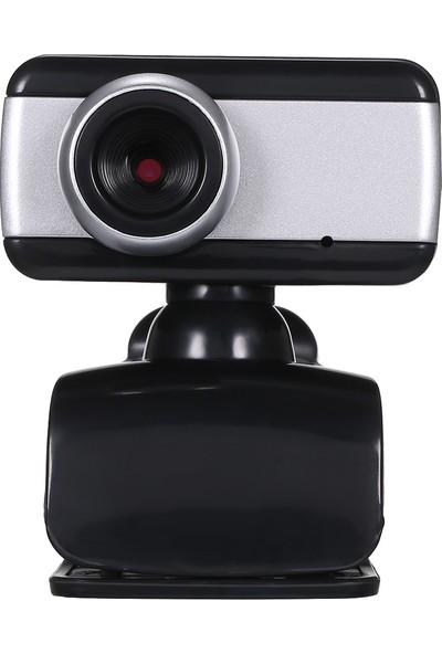 Buyfun USB 2.0 480P Yüksek Çözünürlüklü Web Kamera Clip-Bankası (Yurt Dışından)