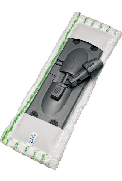 Flink & Sauber Mop Silme Başlık + Mikrofiber Paspas
