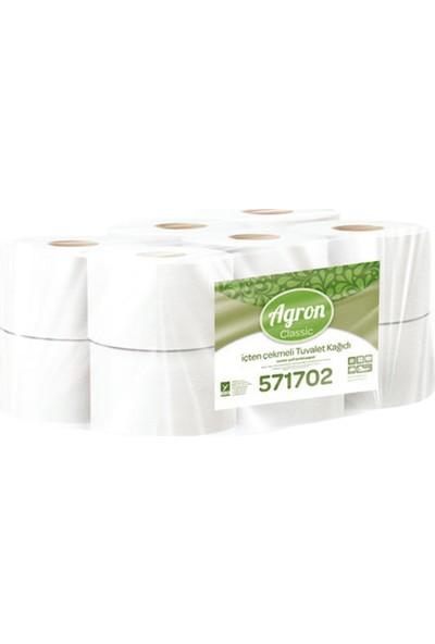 Agron Içten Çekmeli Tuvalet Kağıdı 83 mt - 12'li