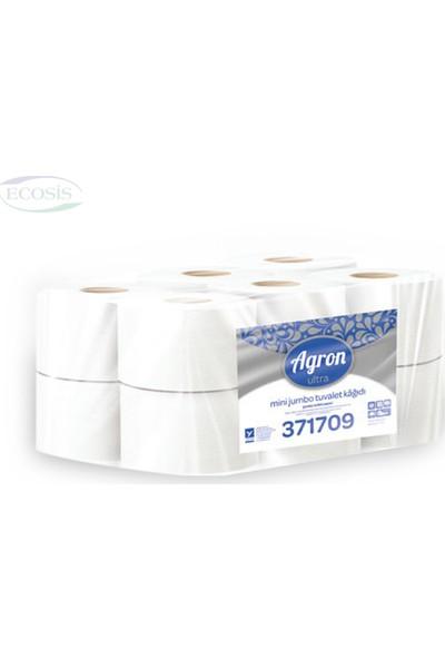 Agron Jumbo Tuvalet Kağıdı 150 mt - 12'li