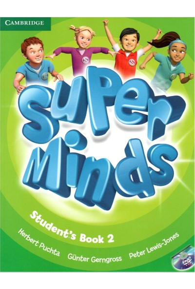 Super Minds 2 Student's Book And Workbook With Online Resources