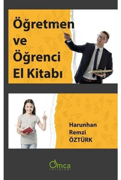 Öğretmen Ve Öğrenci El Kitabı - Harunhan Remzi Öztürk