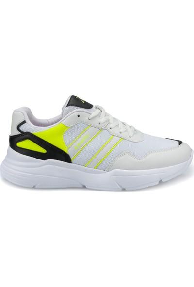 Kinetix Santa Mesh M Beyaz Erkek Sneaker Ayakkabı