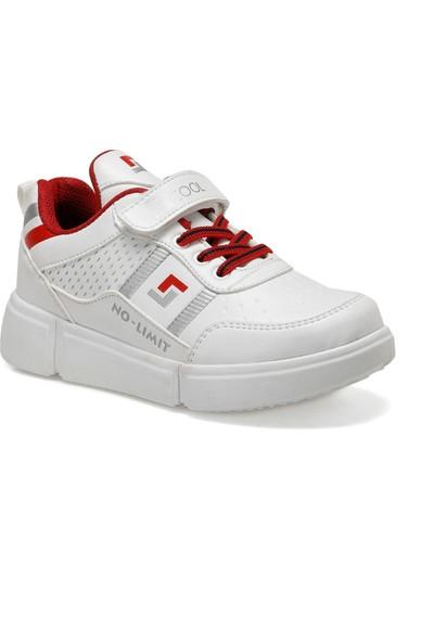 I Cool Note Beyaz Erkek Çocuk Yürüyüş Ayakkabısi