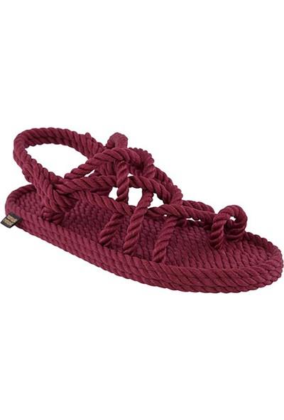 Nomadic Republic Kadın İp Sandalet