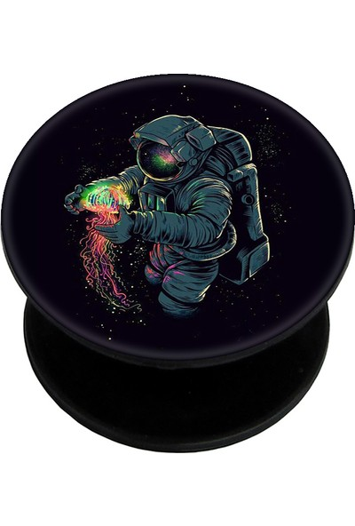 Bsb Uzay Popsoket Telefon Parmak Tutucu Popsocket PS1266