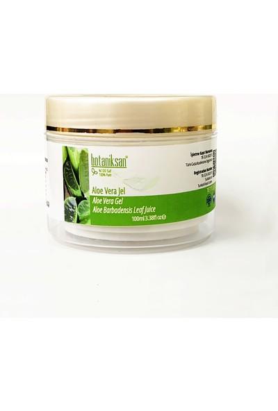 Botaniksan Aloe Vera Jel 100 ml %100 Aloe Vera Jel İçerir Saf Katkısız