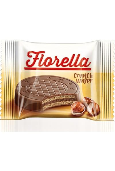 Elvan Fiorella Çikolatalı Gofret 20 gr 24 Adet (1 kutu)