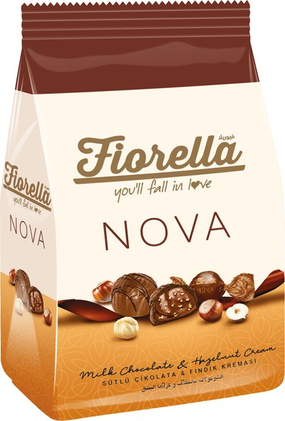 Elvan Fiorella Nova Fındıklı 1000 gr 1 poşet
