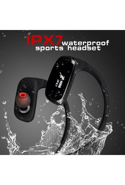 Buyfun SM828 Ipx7 Su Geçirmez Kulaklık Kablosuz Bluetooth (Yurt Dışından)