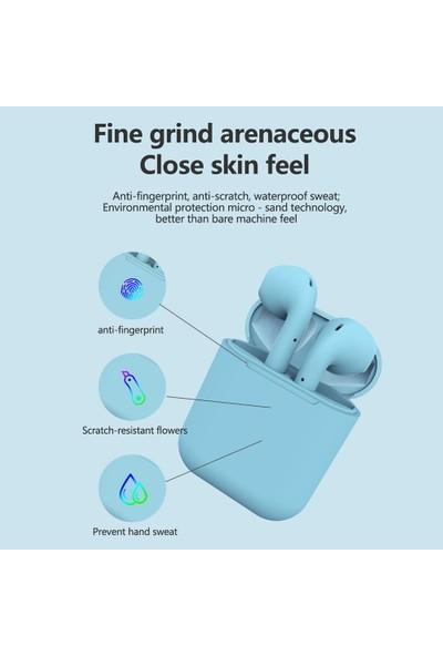 Buyfun Inpods 12 Tws Stereo Kablosuz Kulaklık Hd Mini Akıllı (Yurt Dışından)
