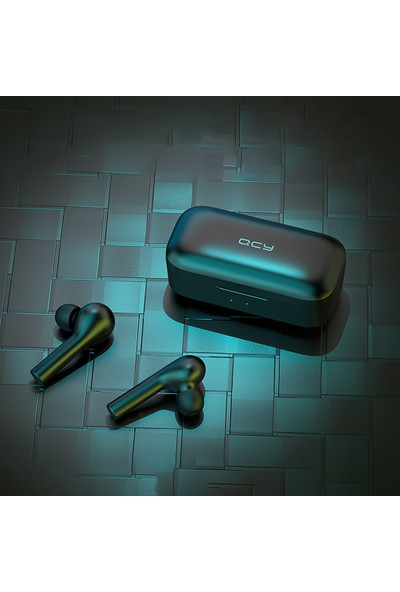 Qcy T5 Tws Dokunmatik Kontrollü Kablosuz Stereo Kulaklık (Yurt Dışından)