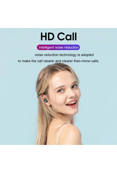 Buyfun S11 Bluetooth 5.0 Tws Kulakiçi Kablosuz Kulaklık (Yurt Dışından)