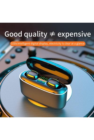 Buyfun Kulaklık G5S Bt 5.0 Kablosuz Stereo Kulaklık (Yurt Dışından)