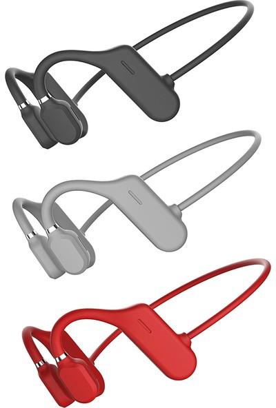 Buyfun Bluetooth 5.0 Kablosuz Kulaklık Spor Kulaklık Su (Yurt Dışından)