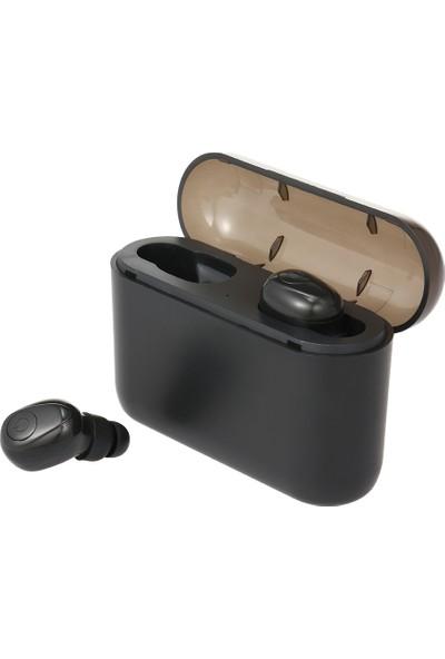 Buyfun X8 Kablosuz Bluetooth Kulak Kulakiçi Bluetooth (Yurt Dışından)