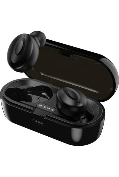 Buyfun XG15 Kablosuz Kulaklık Bluetooth 5.0 Tws Kulakiçi (Yurt Dışından)