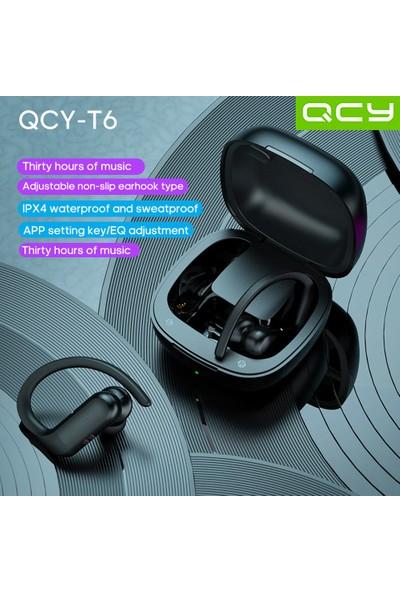 Qcy T6 Bt Kulaklık Kablosuz Stereo Kulak Bt 5.0 (Yurt Dışından)
