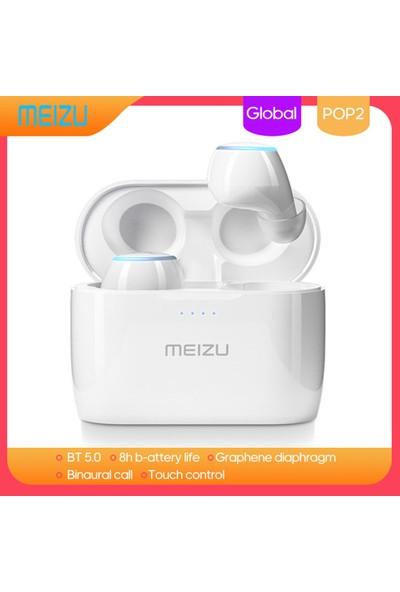 Meizu Küresel Pop2 Telsiz Kulaklık TW50S Kulakiçi IP5X Kulak (Yurt Dışından)