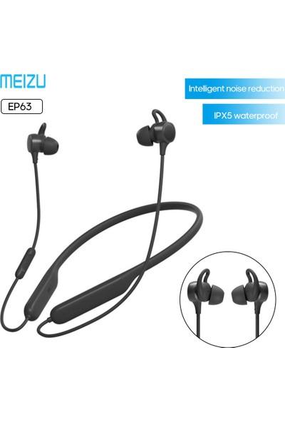 Meizu EP63 Telsiz Kulaklık Bt 5.0 Spor Kulaklık Stereo (Yurt Dışından)