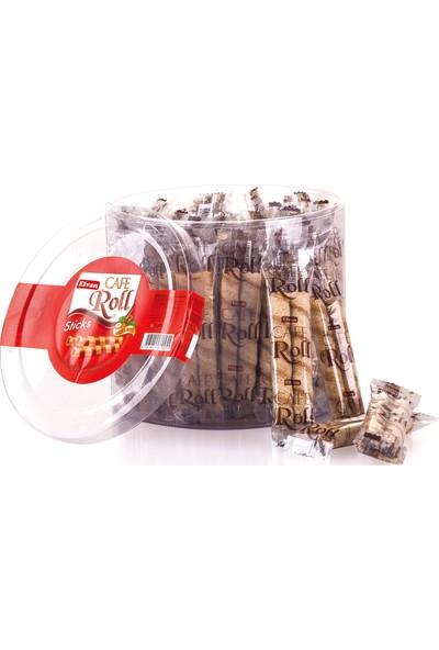 Elvan Caferoll Fındıklı 10gr 48 Adet (1 Silindir Kutu)