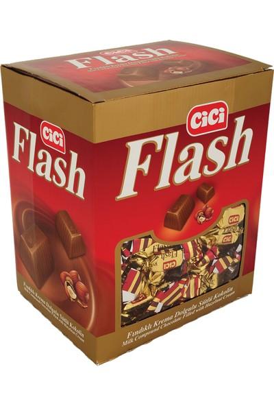 Elvan Flash Fındıklı 1000 Gr. (1 Kutu)