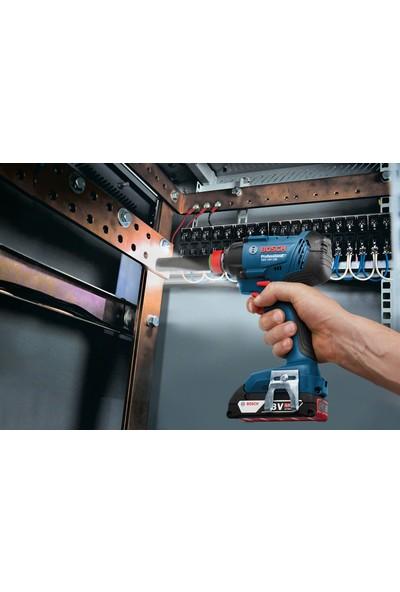 Bosch Professional GDX 180-LI 18 Volt 3.0 Ah Akülü Darbeli Somun Sıkma Makinesi - Çantalı