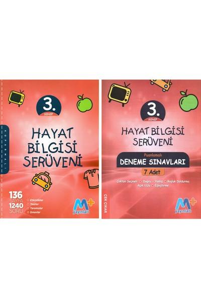 Martı Yayınları 3. Sınıf Hayat Bilgisi Serüveni + 7''li Deneme