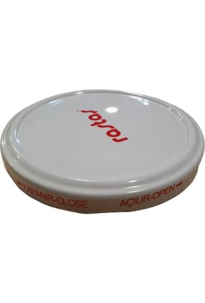 Rastaş 82 mm 50 Adet Kavanoz Kapağı