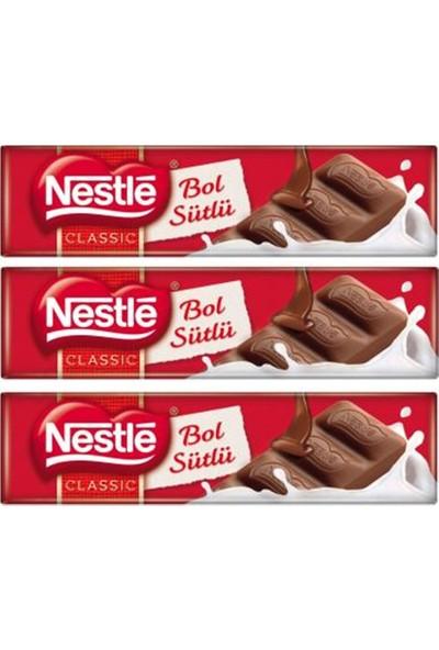 Nestle Sütlü Baton 30 gr x 3'lü